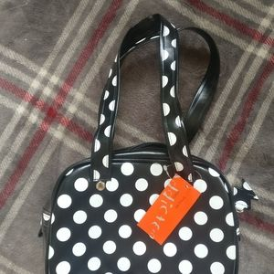 Polka Dot Bag FREE with any bundle!
